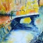 promenade sur le pont