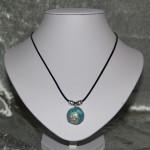 Grosse perle en céramique        20€
